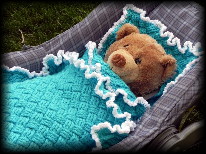 Baby Car Seat Canopy Crochet Pattern Velcromag