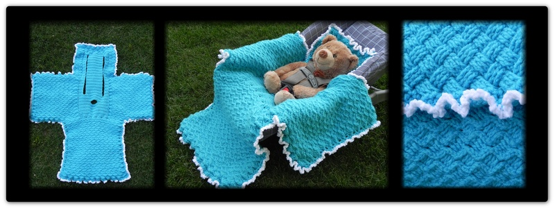 Knitted Car Seat Blanket Pattern Images Knitting Patterns Free